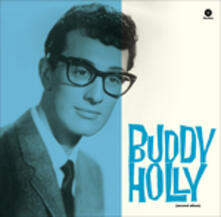 Second Album - Vinile LP di Buddy Holly