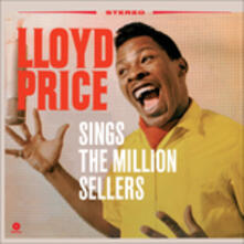 Sings the Million Sellers - Vinile LP di Lloyd Price