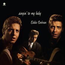 Singin' to My Baby - Vinile LP di Eddie Cochran