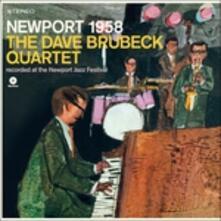 Newport 1958 - Vinile LP di Dave Brubeck