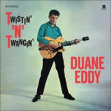 Twistin' n' Twangin' - Vinile LP di Duane Eddy