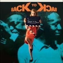 Back to Back - Vinile LP di Art Blakey,Miles Davis