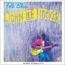Folk Blues - Vinile LP di John Lee Hooker