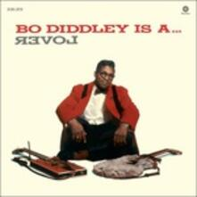 Is a Lover - Vinile LP di Bo Diddley