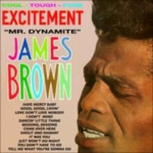 Excitement Mr. Dynamite - Vinile LP di James Brown,Famous Flames