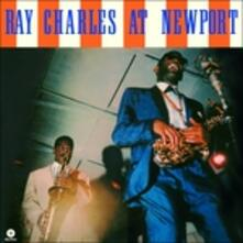 At Newport - Vinile LP di Ray Charles