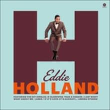 First Album - Vinile LP di Eddie Holland