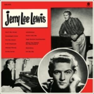 Jerry Lee Lewis - Vinile LP di Jerry Lee Lewis