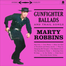 Gunfighter Ballads and Trail Songs - Vinile LP di Marty Robbins