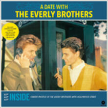 A Date with the Everly Brothers - Vinile LP di Everly Brothers