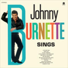 Sings - Vinile LP di Johnny Burnette