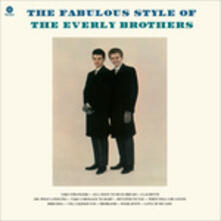 The Fabulous Style of Everly Brothers - Vinile LP di Everly Brothers