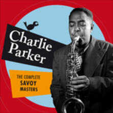 The Complete Savoy Masters - CD Audio di Charlie Parker