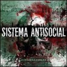 Sistema Antisocial - Vinile LP di Soziedad Alkoholika