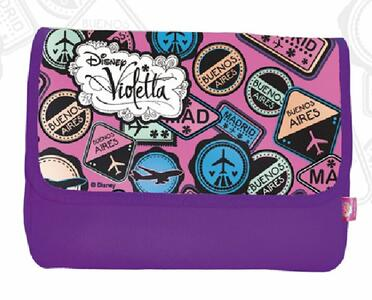 Color Me Mine. Violetta. Borsa Messenger