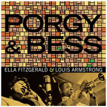 Porgy & Bess - Vinile LP di Louis Armstrong,Ella Fitzgerald