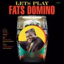Let's Play Fats Domino - Vinile LP di Fats Domino