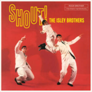 Shout! - Vinile LP di Isley Brothers