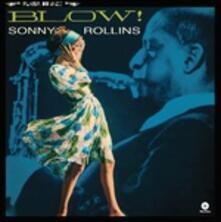 Blow! (Hq) - Vinile LP di Sonny Rollins