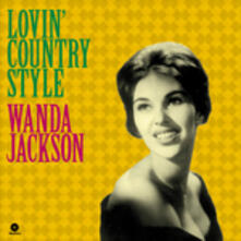 Lovin' Country Style - Vinile LP di Wanda Jackson