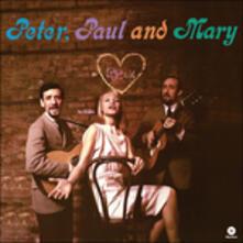 Debut Album - Vinile LP di Peter Paul & Mary