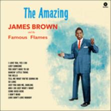 The Amazing James Brown - Vinile LP di James Brown