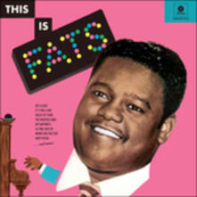 This Is Fats - Vinile LP di Fats Domino