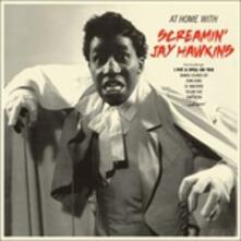 At Home with - Vinile LP di Screaming Jay Hawkins
