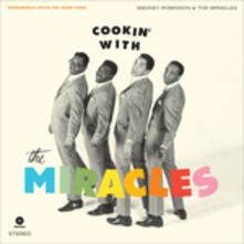 Cookin' with - Vinile LP di Smokey Robinson,Miracles