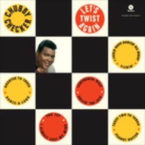 Let's Twist Again - Vinile LP di Chubby Checker