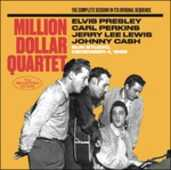 CD Million Dollar Quartet. The Complete Session in its Original Sequence Johnny Cash Elvis Presley Jerry Lee Lewis
