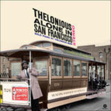 Thelonious Alone in San Francisco - Vinile LP di Thelonious Monk
