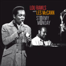 Stormy Monday - Les Mccann Sings - CD Audio di Lou Rawls