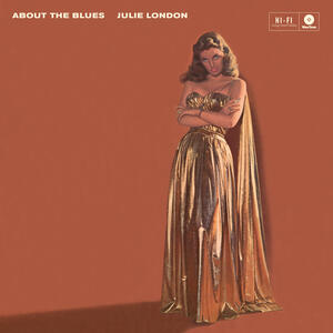 About the Blues - Vinile LP di Julie London