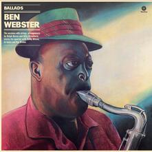 Ballads (Gatefold Sleeve) - Vinile LP di Ben Webster