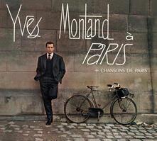 A Paris - Chansons de Paris (Limited Edition) - CD Audio di Yves Montand