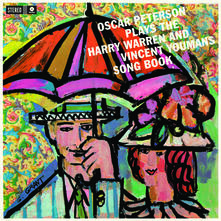 Plays the Harry Warren & Vincent Youmans Song Book - Vinile LP di Oscar Peterson