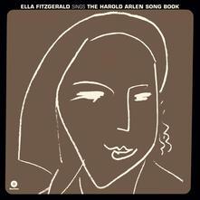 Sings the Harold Arlen Songbook - Vinile LP di Ella Fitzgerald