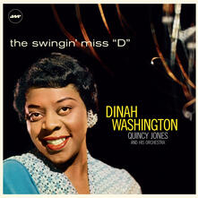Swingin' Miss D - Vinile LP di Dinah Washington