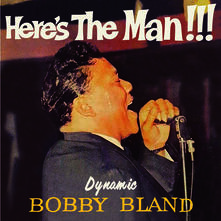 Here's the Man!!! - CD Audio di Bobby Bland