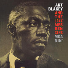 Moanin' (Red Coloured Vinyl) - Vinile LP di Art Blakey,Jazz Messengers