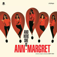 And There She is (Limited Edition) - Vinile LP di Ann-Margret