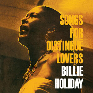 Songs for Distingue Lovers - Vinile LP di Billie Holiday