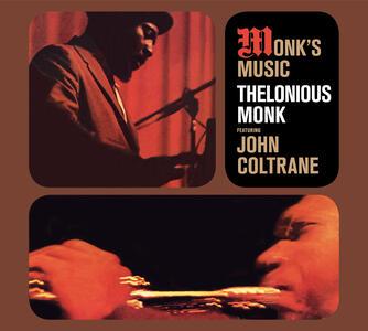 CD Monk's Music (Digipack) Thelonious Monk