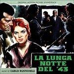Cover CD Colonna sonora La lunga notte del '43
