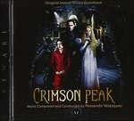 Cover CD Crimson Peak