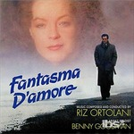 Cover CD Fantasma d'amore