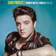 Number One U.S. Singles 1956-1962 (+ Gatefold Sleeve) - Vinile LP di Elvis Presley