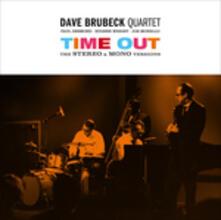 Time Out. The Stereo & Mono Versions - Vinile LP di Dave Brubeck