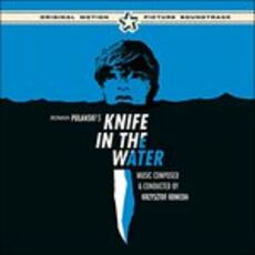 CD Knife in the Water (Colonna Sonora) Krzysztof Komeda
